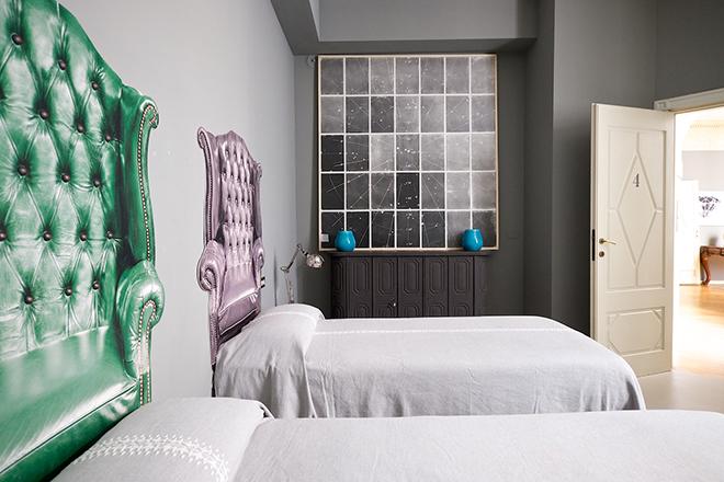 Secondo Pensiero's intimately crafted suites