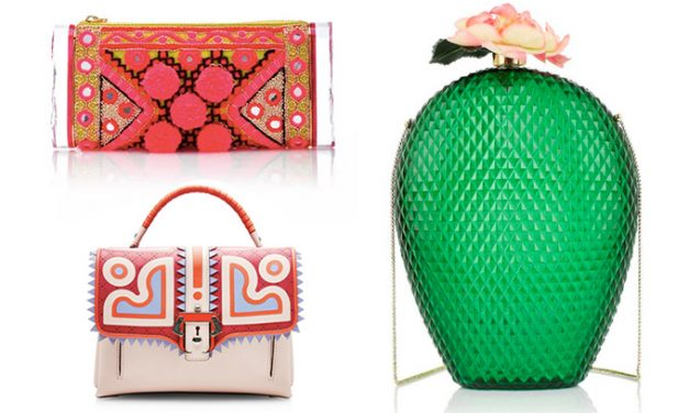 Spicy Mexican bags: crush of the season