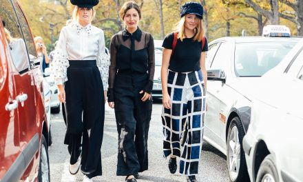 How to wear the Palazzo pants