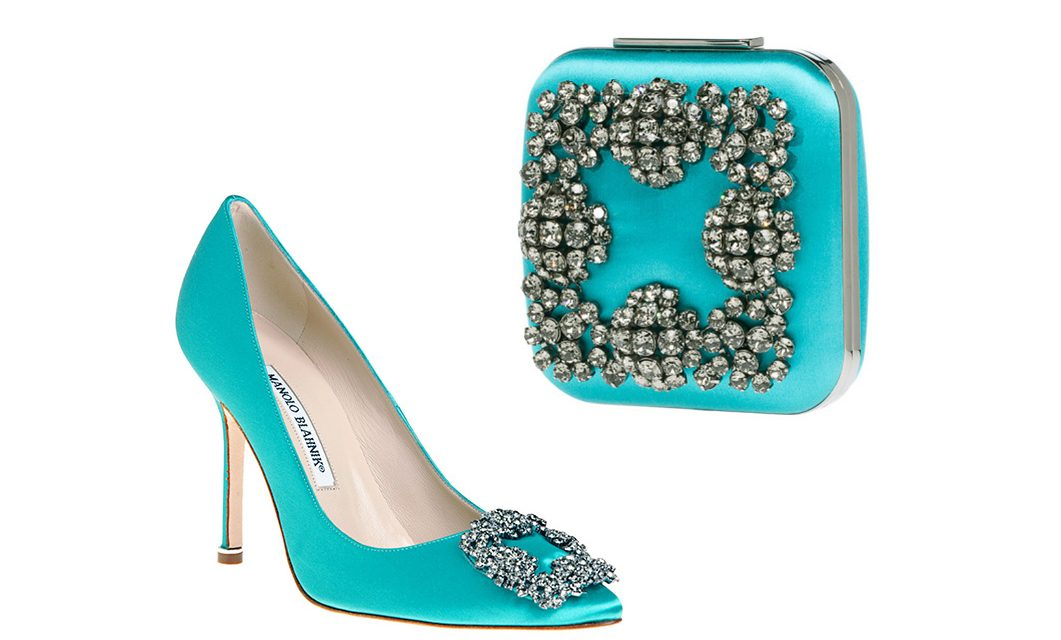 Manolo Blahnik ventures into the world of bags