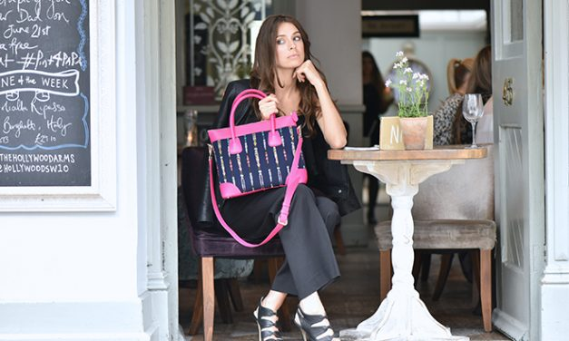 Ethnical luxury bags for your summer nights: SCALO 502