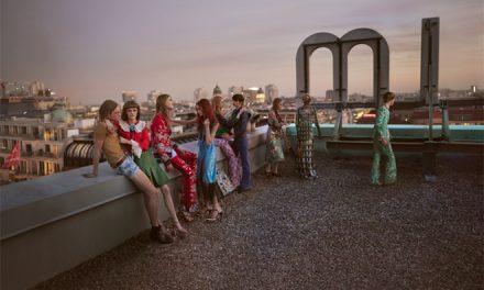 Exploring 70s baroque Berlin in Gucci's SS16 campaign