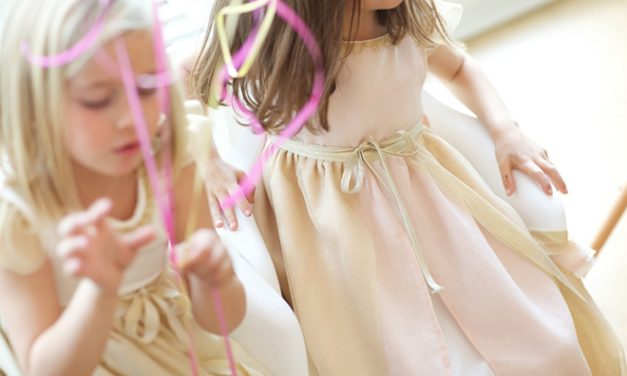 10 ideas to suit up the Little Ones (that even they will love)