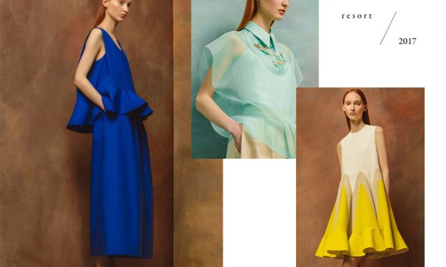 Del Pozo's alluring resort collection