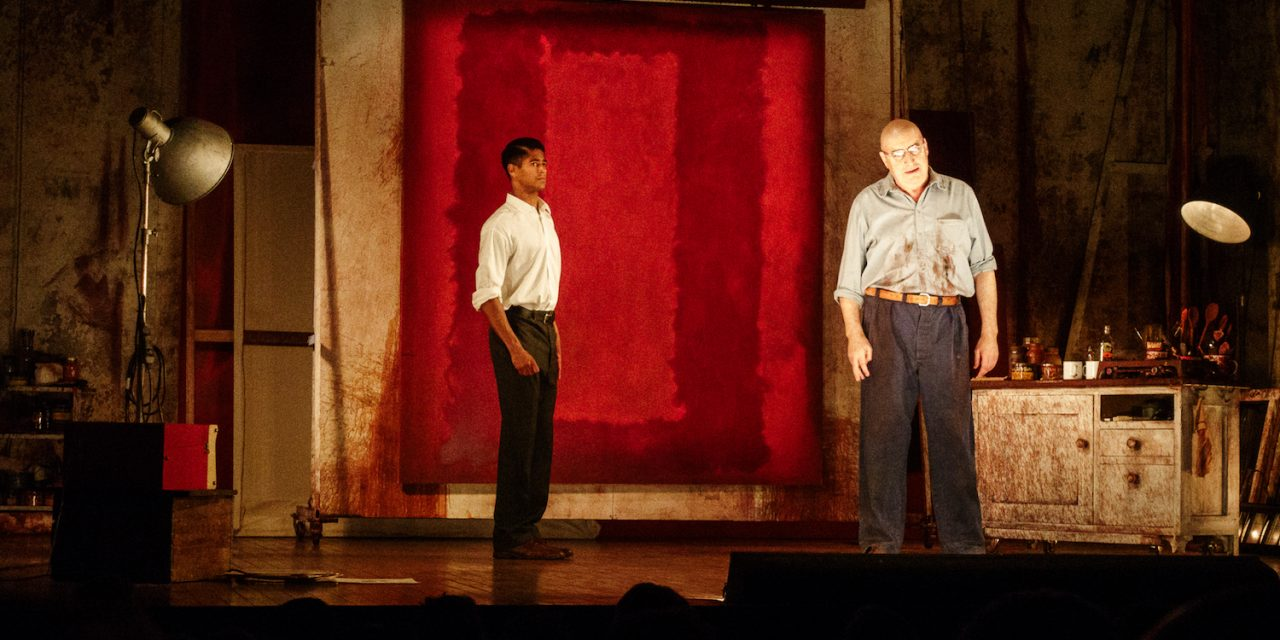 RED (Play) at Wyndham's Theatre , Covent Garden Monday May 28 2018 – Saturday July 28 2018