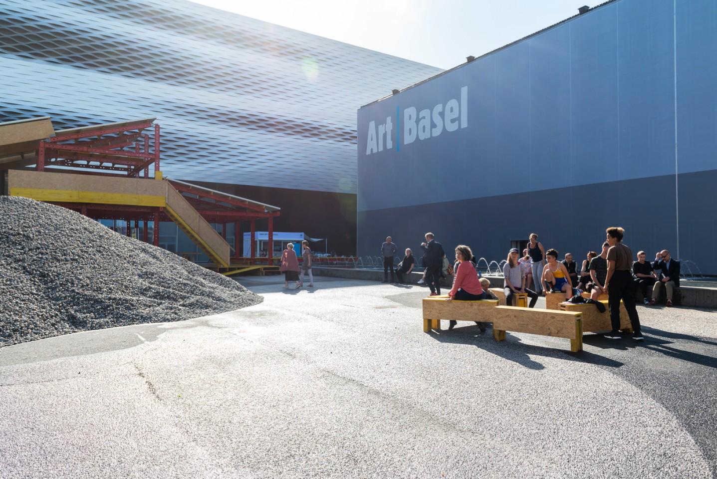 Art Basel Basilea 2018