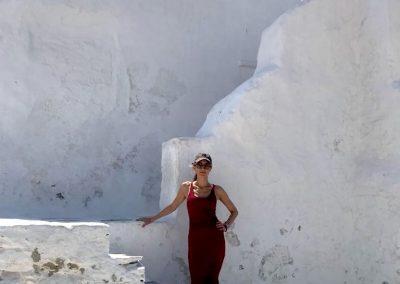 WBIB Mykonos Insider: Elena De La Fuente
